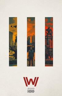 Westworld (3ª Temporada) - Poster / Capa / Cartaz - Oficial 7