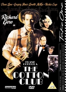 Cotton Club - Poster / Capa / Cartaz - Oficial 4