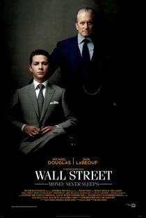 Wall Street: O Dinheiro Nunca Dorme - Poster / Capa / Cartaz - Oficial 5