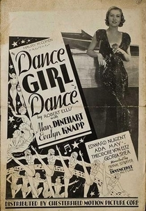 Dance, Girl, Dance - Poster / Capa / Cartaz - Oficial 3