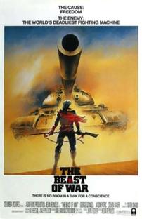 A Fera da Guerra - Poster / Capa / Cartaz - Oficial 3