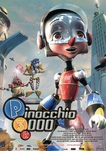 Pinóquio 3000 - Poster / Capa / Cartaz - Oficial 3
