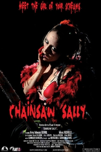 Chainsaw Sally - Poster / Capa / Cartaz - Oficial 2