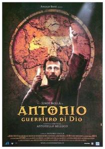 Santo Antonio - Guerreiro de Deus - Poster / Capa / Cartaz - Oficial 2