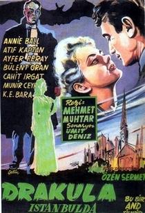 Drácula em Istambul - Poster / Capa / Cartaz - Oficial 1