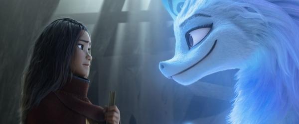 """""""Raya e o Último Dragão"""" ganha novo trailer"""