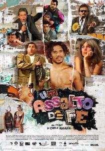 Um Assalto de Fé - Poster / Capa / Cartaz - Oficial 1