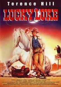 Lucky Luke - Poster / Capa / Cartaz - Oficial 1