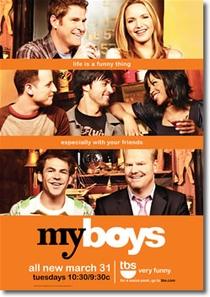 My Boys - Poster / Capa / Cartaz - Oficial 1