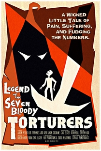 Legend Of The Seven Bloody Torturers - Poster / Capa / Cartaz - Oficial 1
