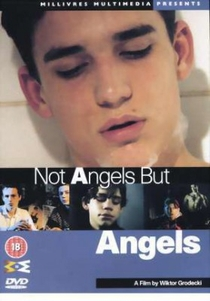 Not Angels But Angels - Poster / Capa / Cartaz - Oficial 1