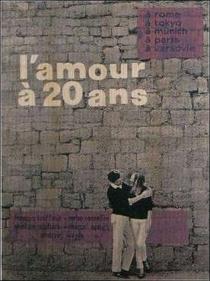 O Amor aos Vinte Anos - Poster / Capa / Cartaz - Oficial 3