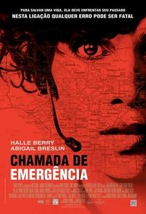 Chamada de Emergência - Poster / Capa / Cartaz - Oficial 2