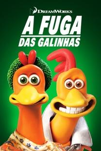 A Fuga das Galinhas - Poster / Capa / Cartaz - Oficial 12