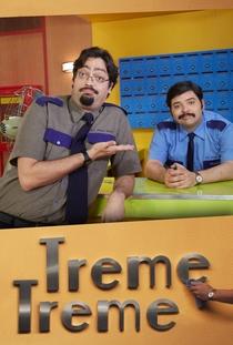 Treme Treme - Poster / Capa / Cartaz - Oficial 1