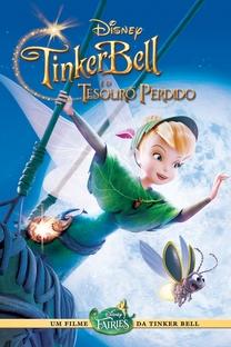 Tinker Bell e o Tesouro Perdido - Poster / Capa / Cartaz - Oficial 4