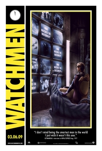 Watchmen: O Filme - Poster / Capa / Cartaz - Oficial 20