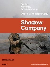 Shadow Company - Poster / Capa / Cartaz - Oficial 1