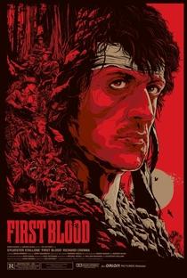 Rambo: Programado Para Matar - Poster / Capa / Cartaz - Oficial 11