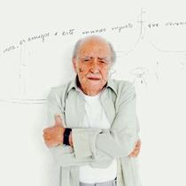 Oscar Niemeyer - O Arquiteto do Século - Poster / Capa / Cartaz - Oficial 1