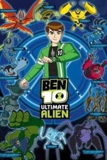Ben 10: Supremacia Alienígena (1ª Temporada) - Poster / Capa / Cartaz - Oficial 2