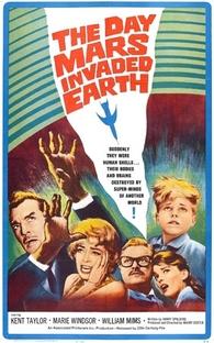 O Dia Em Que Marte Invadiu A Terra - Poster / Capa / Cartaz - Oficial 1