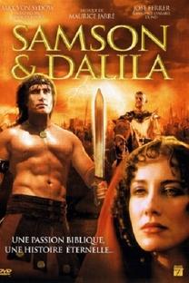 Sansão e Dalila - Poster / Capa / Cartaz - Oficial 4