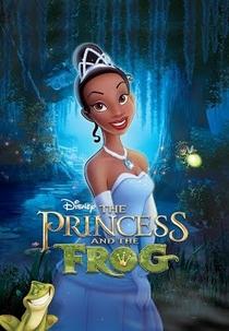 A Princesa e o Sapo - Poster / Capa / Cartaz - Oficial 6