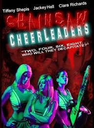Chainsaw Cheerleaders - Poster / Capa / Cartaz - Oficial 2