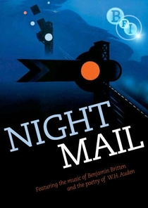 Night Mail - Poster / Capa / Cartaz - Oficial 2