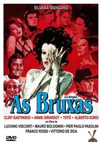 As Bruxas - Poster / Capa / Cartaz - Oficial 6