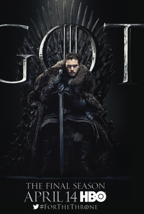 Game of Thrones (8ª Temporada) - Poster / Capa / Cartaz - Oficial 8