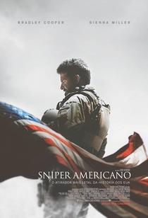Sniper Americano - Poster / Capa / Cartaz - Oficial 3