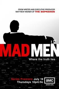Mad Men (1ª Temporada) - Poster / Capa / Cartaz - Oficial 1