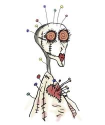 Voodoo Girl - Poster / Capa / Cartaz - Oficial 1