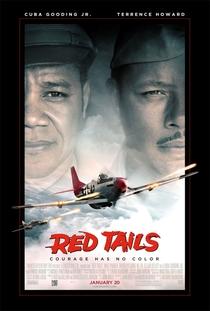 Esquadrão Red Tails - Poster / Capa / Cartaz - Oficial 2