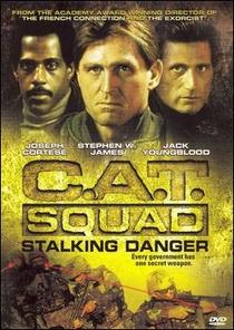 C.A.T. Squad: Python Wolf - Poster / Capa / Cartaz - Oficial 1