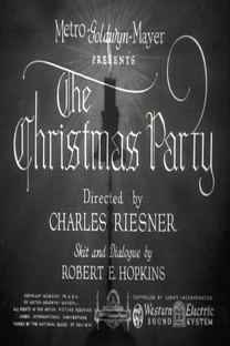 The Christmas Party - Poster / Capa / Cartaz - Oficial 1