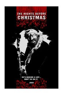 The Nights Before Christmas - Poster / Capa / Cartaz - Oficial 1