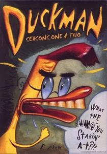 Duckman: Detetive Particular - Poster / Capa / Cartaz - Oficial 1