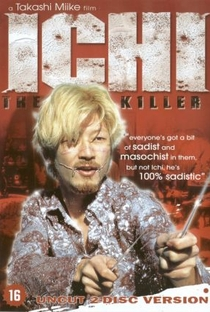 Ichi: O Assassino - Poster / Capa / Cartaz - Oficial 5