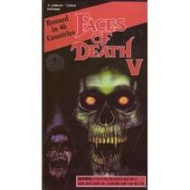 Faces da Morte 5 - Poster / Capa / Cartaz - Oficial 1