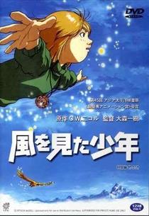 Kaze wo Mita Shounen - Poster / Capa / Cartaz - Oficial 1