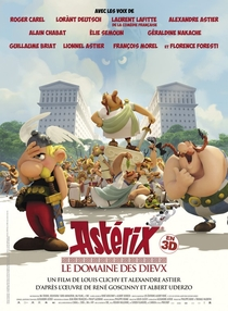Asterix e o Domínio dos Deuses - Poster / Capa / Cartaz - Oficial 6