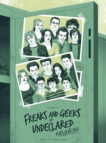 Freaks & Geeks (1ª Temporada) - Poster / Capa / Cartaz - Oficial 3