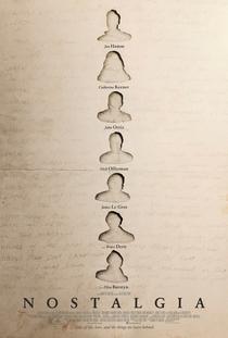 Nostalgia - Poster / Capa / Cartaz - Oficial 2