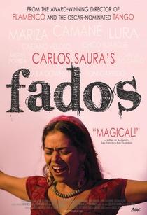 Fados - Poster / Capa / Cartaz - Oficial 2