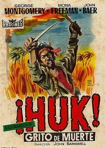 Huk, A Legião de Terroristas - Poster / Capa / Cartaz - Oficial 2