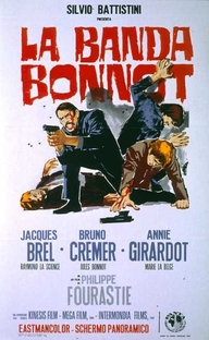 Os Gangsters de Bonnot - Poster / Capa / Cartaz - Oficial 2