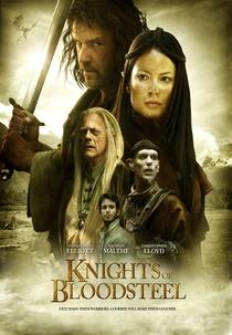 Cavaleiros Com Sangue de Aço (1ª Temporada) - Poster / Capa / Cartaz - Oficial 1
